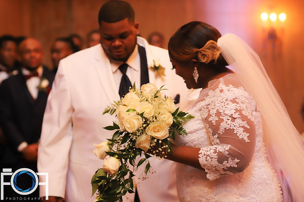Jamecia & Marquett's Wedding