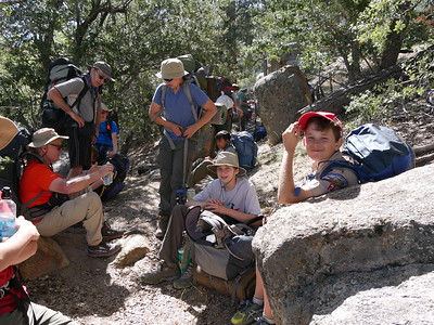 Holcomb Creek Campout