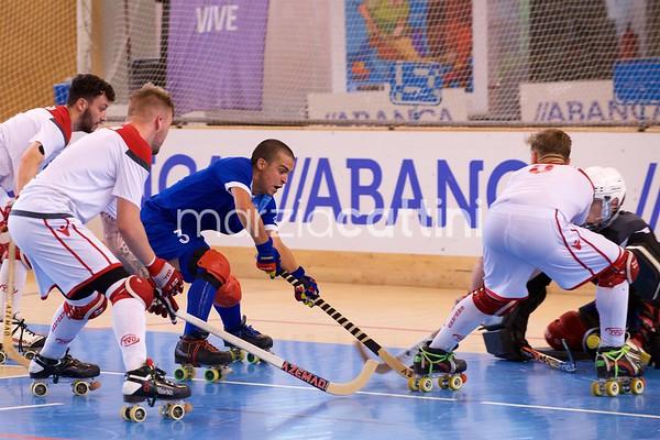 day8 semifinals: England vs Andorra