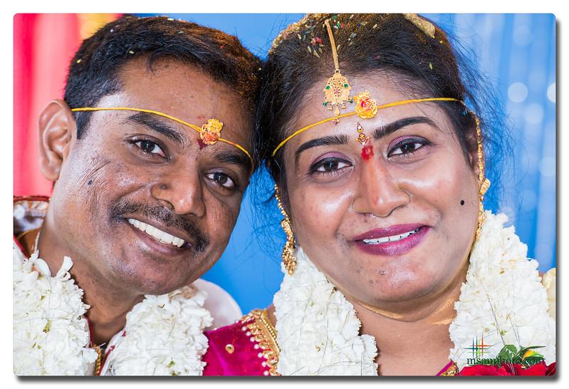 Swathi & Ram Wedding - Highlights
