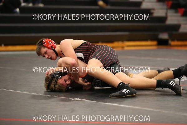 Junior Varsity-Odessa vs Oak Grove 1-5-21