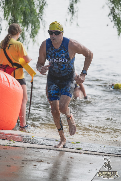 PR's were set, new triathletes arose, & the weather couldn't have been better at this years Summer Round Up.