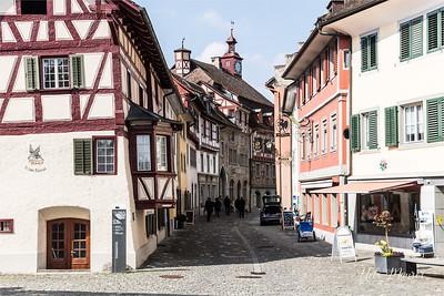 Stein am Rhein und Schaffhausen