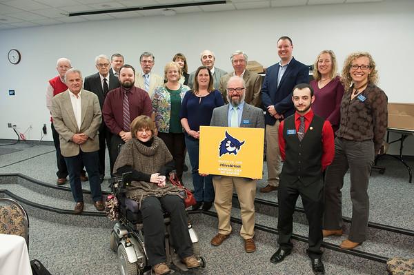 WSU Fondation Gives a Hoot, Feb 2018
