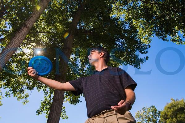 Ed Pogo Disc Golf