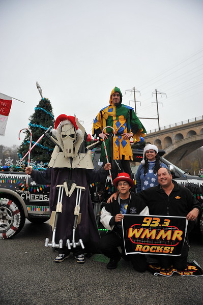 WMMR'S 2009 SPANKSGIVING DAY PARADE