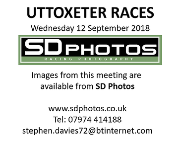 Uttoxeter Races - Wed 12 Sept 18