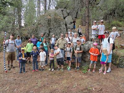 20150711 - Dishman Hills Hike