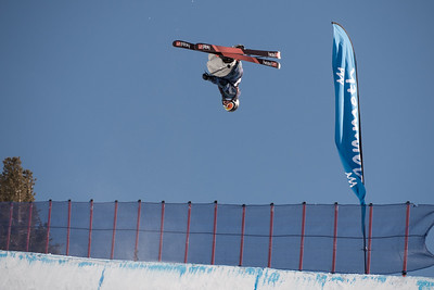 Feb 1-4, 2017 - Mammoth Mountain Halfpipe World Cup