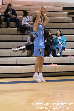 12/15/2017 Watkins Mill HS vs Clarksburg HS Boys Varsity Basketball, Photos by Jeffrey Vogt Photography