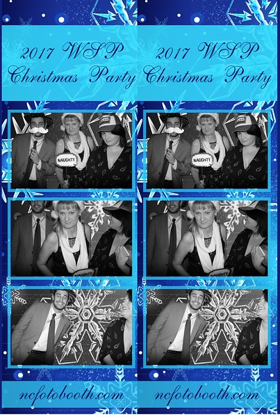 2017 WSP Christmas Party