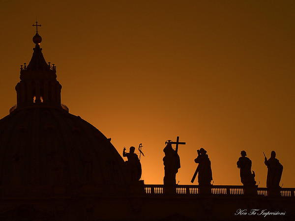 How I Saw It - The Vatican City, Sistine Chapel and St. Peter's Basilica