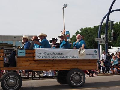 Red Deer Parade 2013