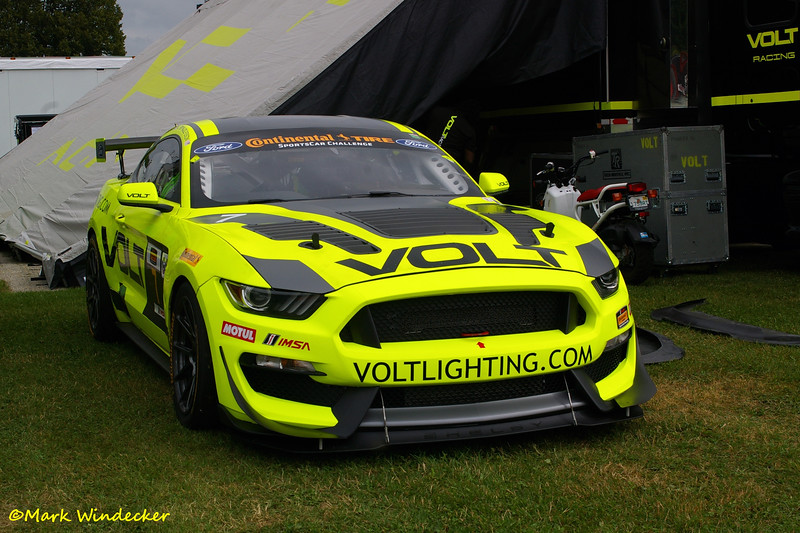 VOLT Racing Mustang GT4