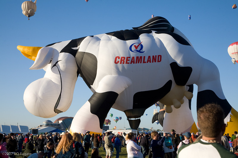 Arabell, the Creamland Dairy Cow