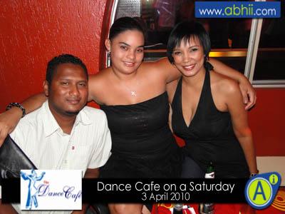 Dance Cafe - 3rd April 2010