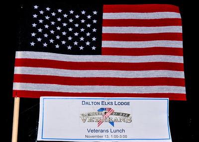 Veterans Lunch 11-13-16