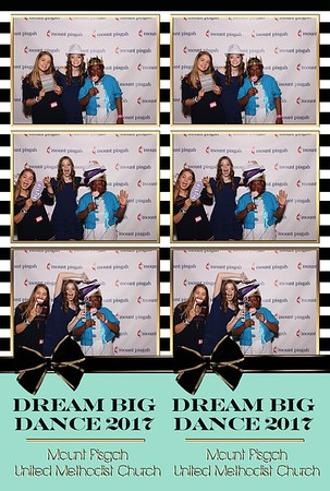 Photo booth images-Dream Big Dance 2017