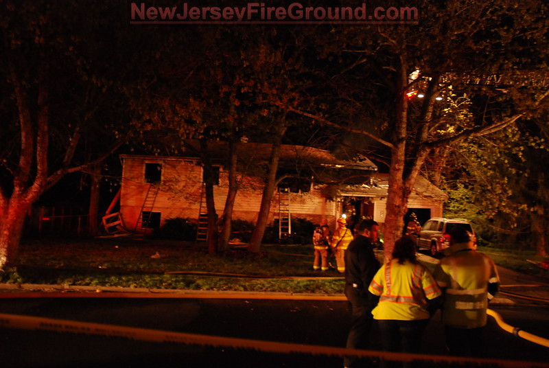 4-7-2012 Gloucester County (WASHINGTON TOWNSHIP) 77 Golfview Drive - Fatal Dwelling Fire