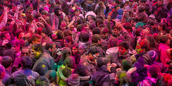 2014 Holi - The Hindu Temple of Greater Chicago