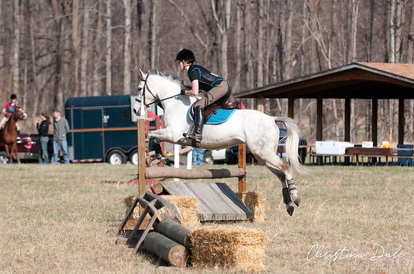 Grey Blue Saddle Pad