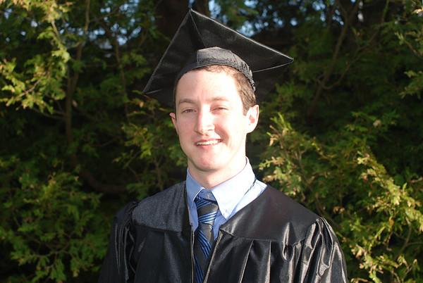 Jonathan UMass Graduation May 2012
