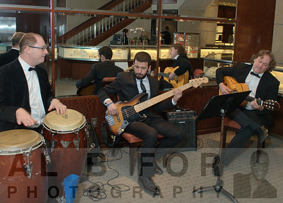 Jan 26, 2013 The 2013 Academy of Music Anniversary Concert and Ball Pre-Party reception at Tiffany & Co.