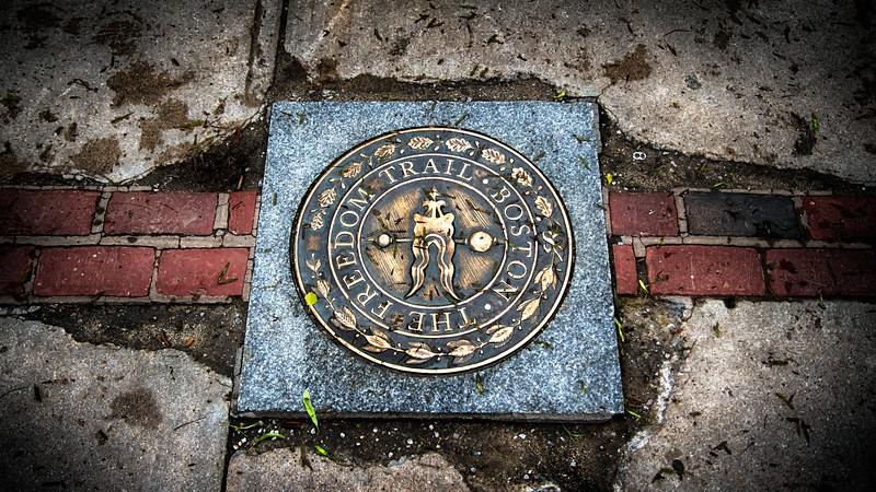 2013 Boston Freedom Trail