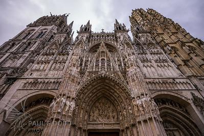 Rouen, Sep 2015