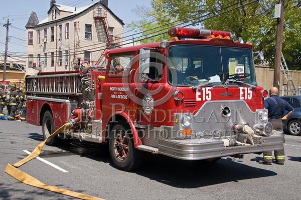 North Hudson Regional Fire & Rescue Apparatus