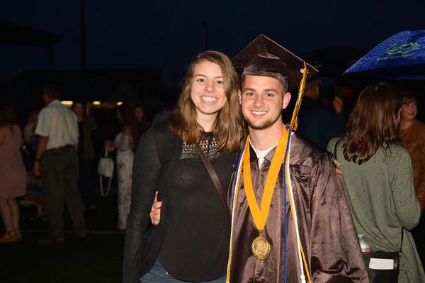 North Bend 2018 Graduation