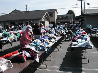 Yard Sale 2007
