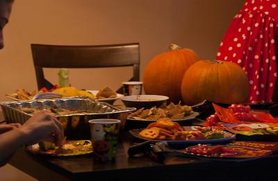 Sabrina's Halloween Party