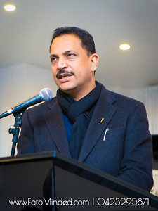 Community Reception for Goodwill Delegation to Australia from India