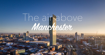 The air above: Manchester