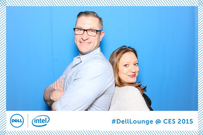 vegas dell lounge @ ces 2015 - day 2