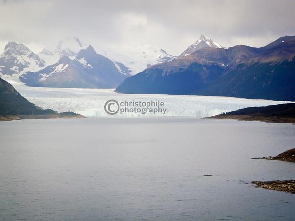 perito moreno glacier 2009