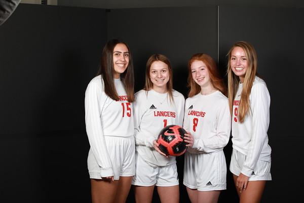 2021 Girls Soccer Banner