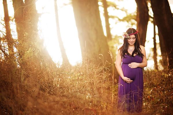 Alissa & Nick {Maternity}