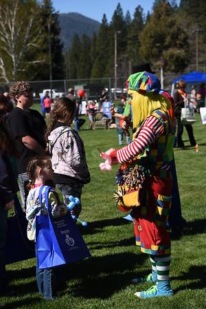 Kid's Day, Bel Air Park