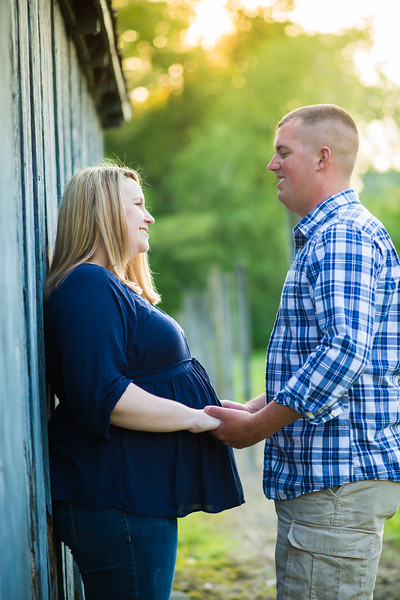 Alyssa & Ryan Maternity Session