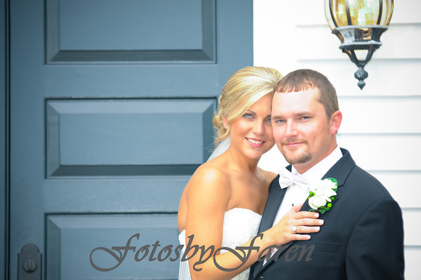 Autum & Brooks Coleman July 21, 2012