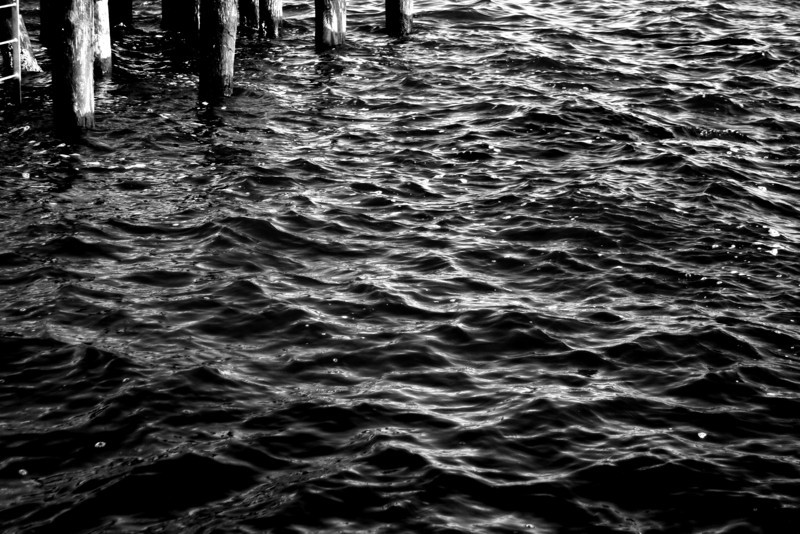070203-018BW (Abstract; Pilings, Tide).jpg