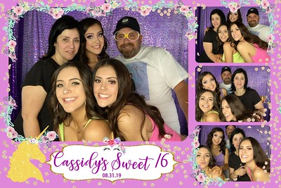 Cassidy's Sweet 16