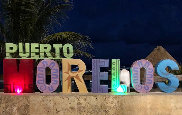 Puerto Morelos, Mexico Nov 2019