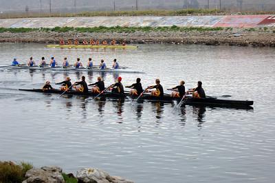 4/28/07 USC v. UCLA rowing