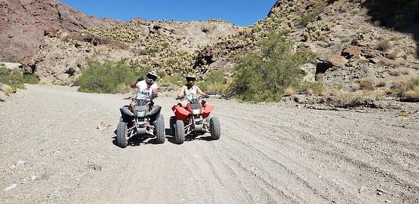 8/15/19 Eldorado Canyon ATV/RZR & Gold Mine Tour