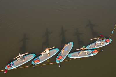 August SUP Training