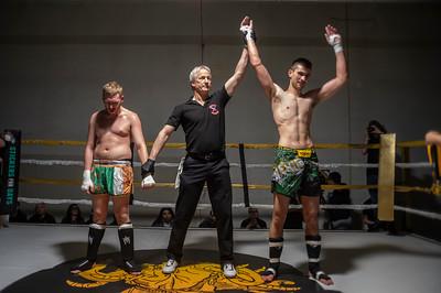 Davis vs Wilson - Muay Thai Fight Night IV