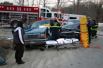 Pleasant Valley Salt Point Accident - February 11, 2009